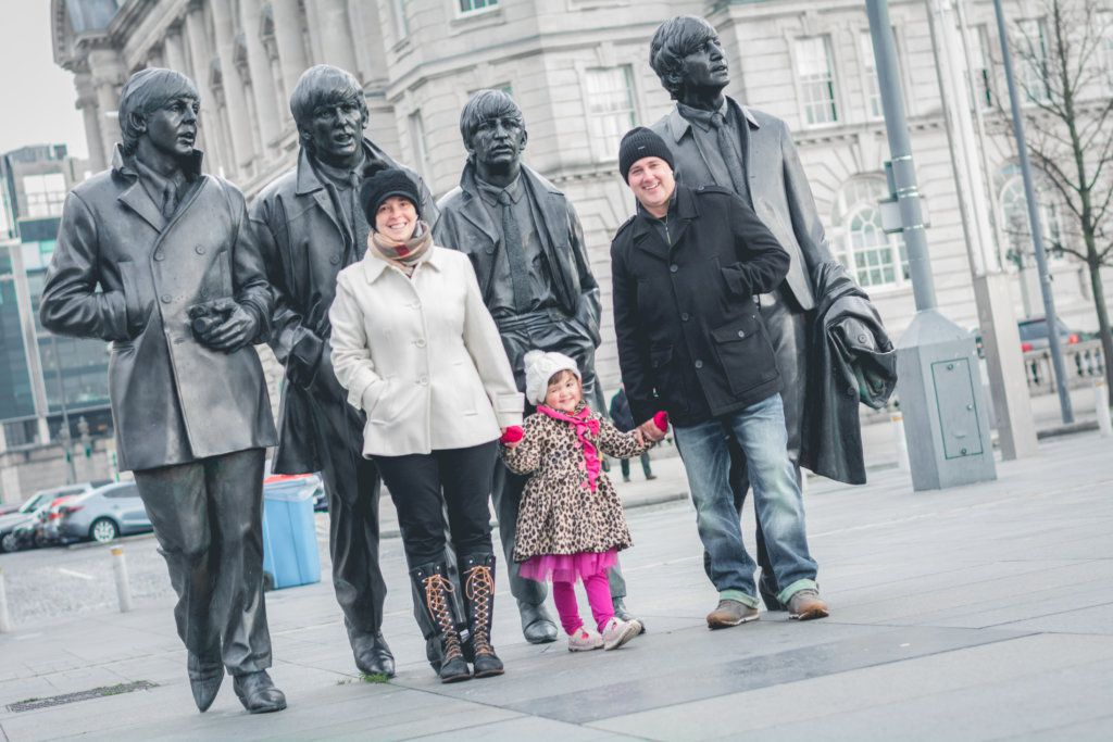 Family photographer in Liverpool