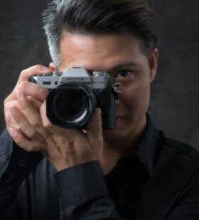 Photographer in Penang