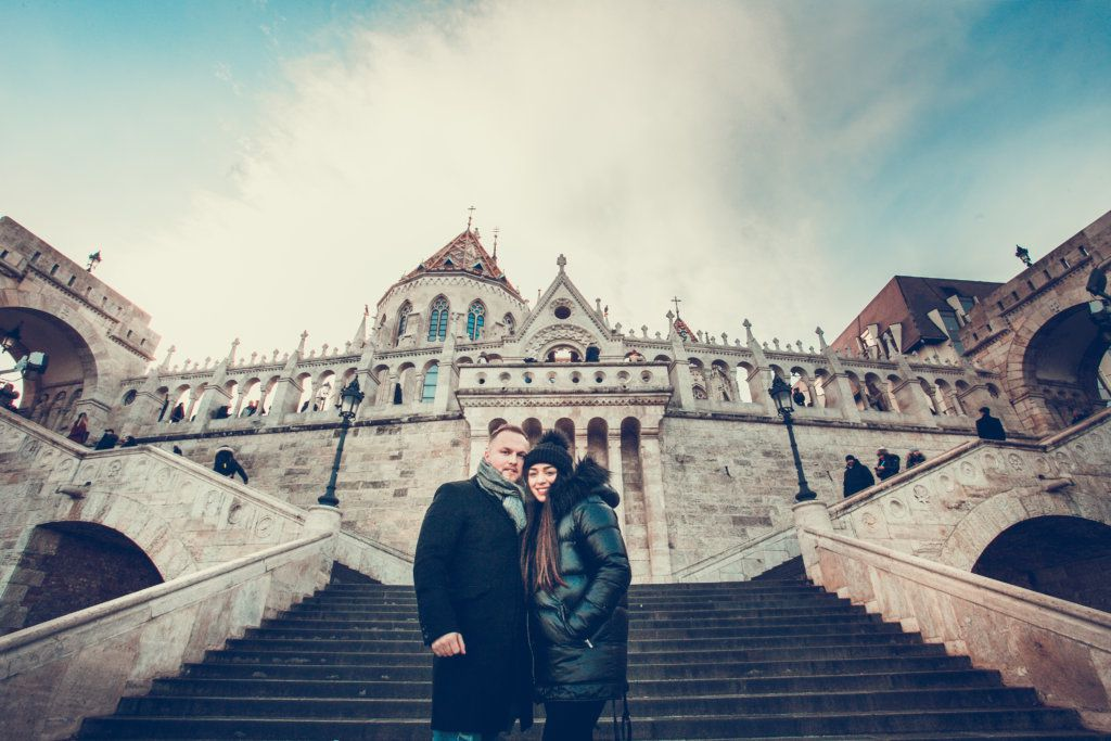 Engagement Photographer in Budapest