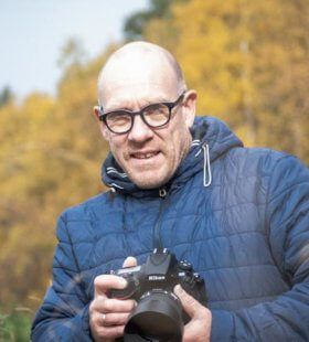Photographer in Dovre