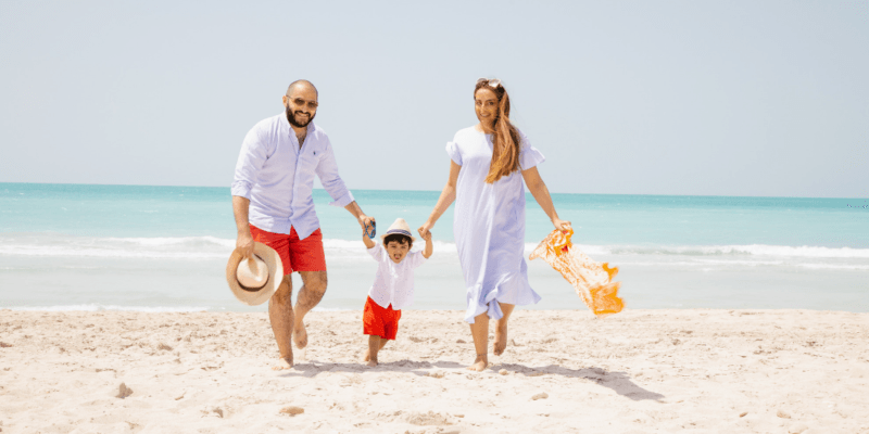 Beach Photography Tips for Your Family Vacation