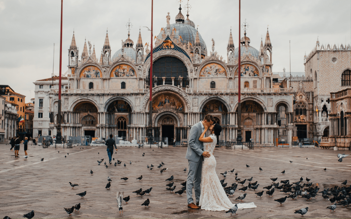 Bridal Photoshoot in Venice