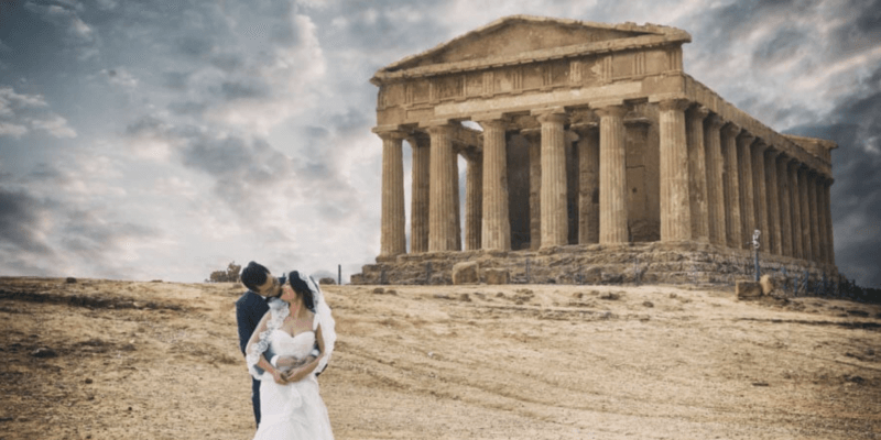 Local Photographer in Agrigento
