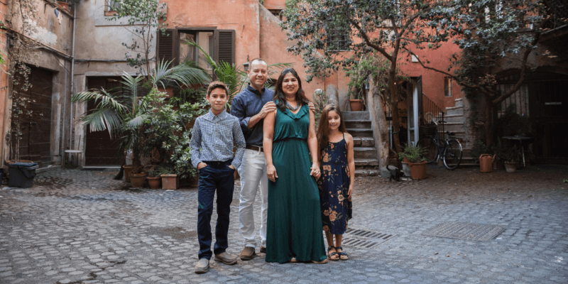 Professional vacation Photographer in Rome