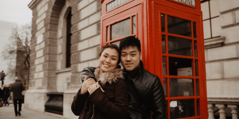 Local Photographer in London UK