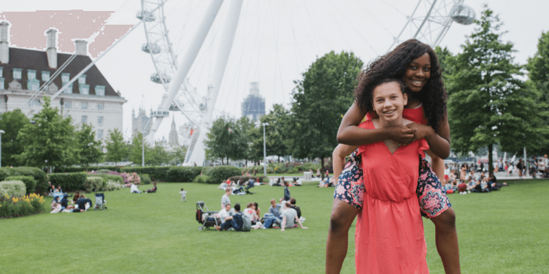 Family Portrait Ideas from London