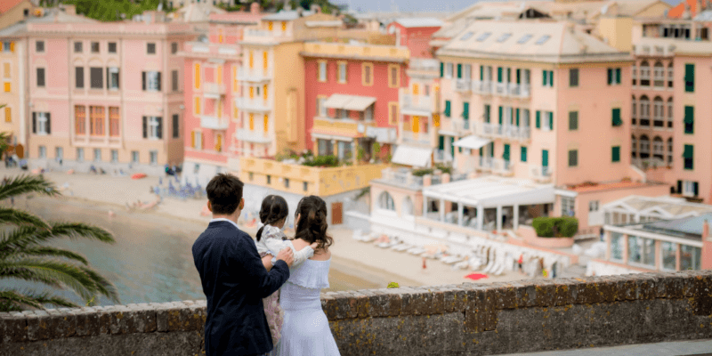 Local Photographer in Italy