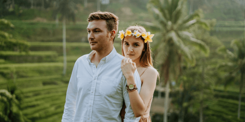 Bridal Photo Shoot Spot in Bali
