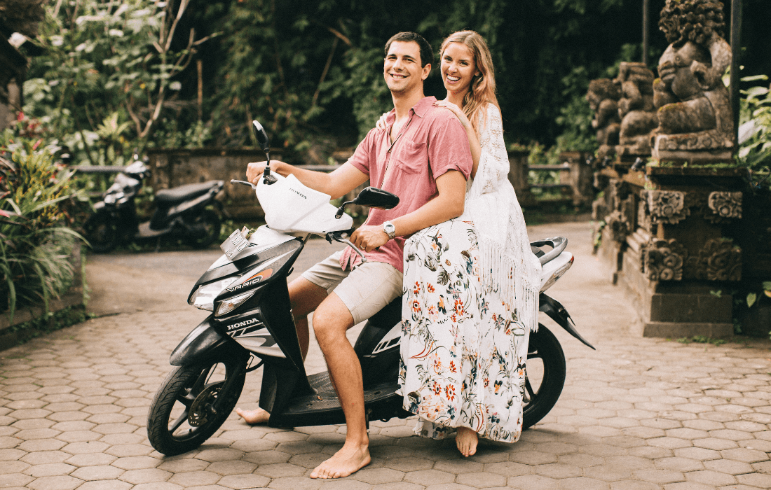 Honeymoon Photographer in Bali