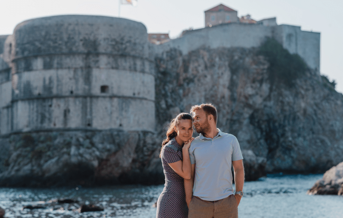 Honeymoon Photographer in Dubrovnik