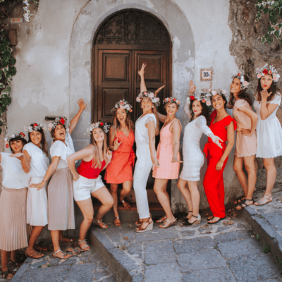 Bachelorette Party Photoshoot