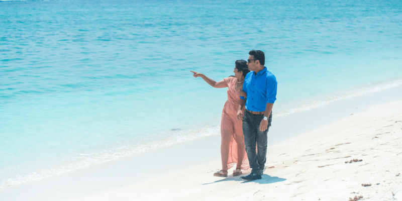 Private Photographer in Maldives