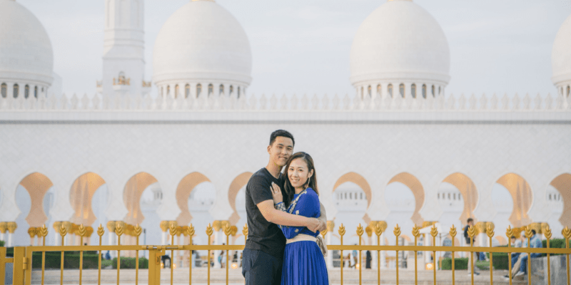 Couples Photographer in Abu Dhabi