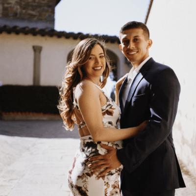 Pregnant Couple Photoshoot