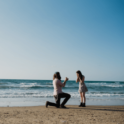 Secret Proposal Photography
