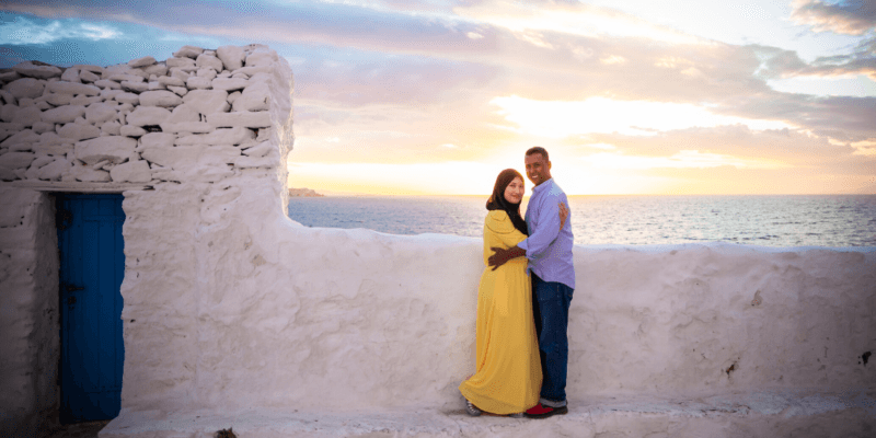 Romantic Photoshoot Destinations in Europe