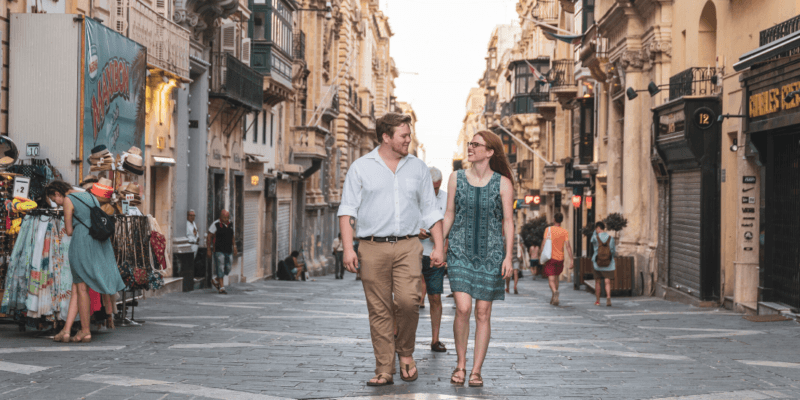 Couple Photoshoot Destinations in Europe