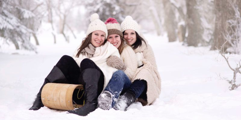 Professional Winter Photo Shoot Ideas