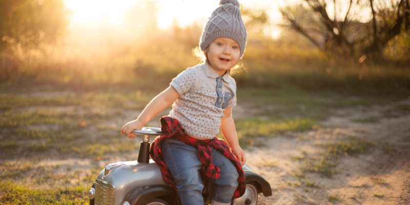 Travel Baby Photoshoot Ideas