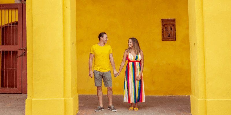 Vacation Photography Tips For Couples and Families
