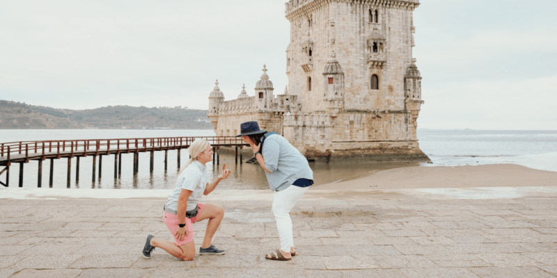 How to Hire a Proposal Photographer