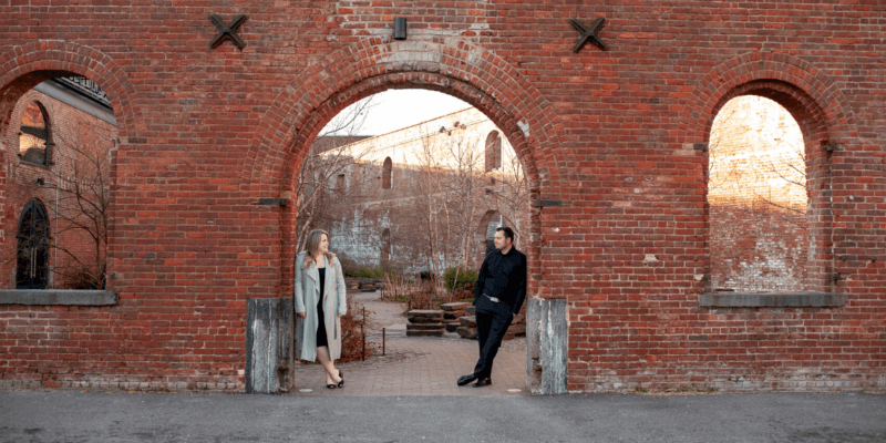 How to Hire a Surprise Engagement Photographer in New York City
