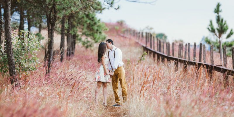 Autumn Couple Photographer