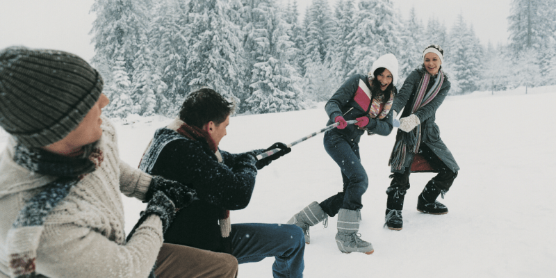 Winter Photoshoot Tips by Personal Photographer