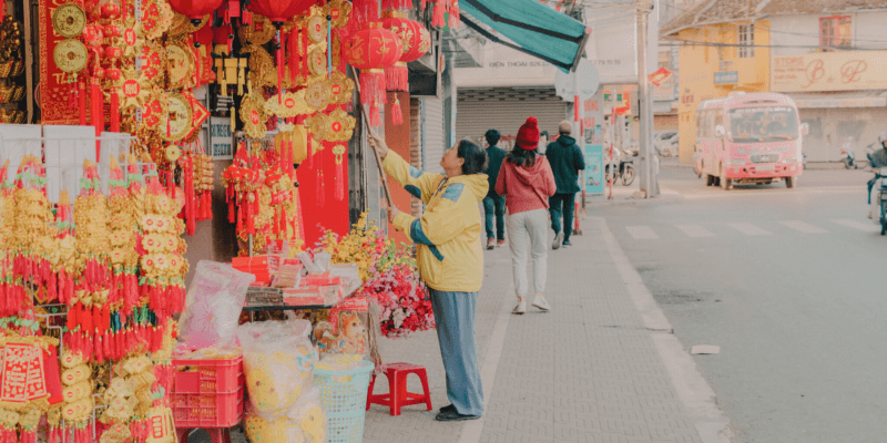 Holiday Photographer for Chinese Lunar Year