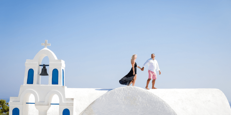 Couple Photography Tips Santorini
