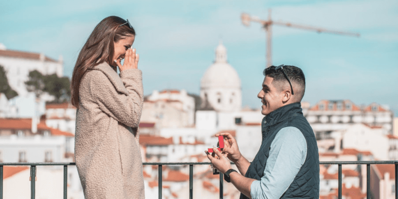 Wedding Proposal Ideas during Pandemic