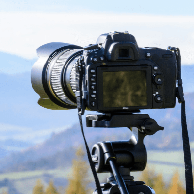 Types of Cameras for Professionals