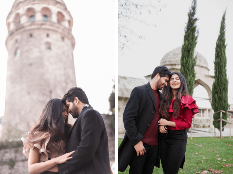 Vacation Photo Shoot in Istanbul