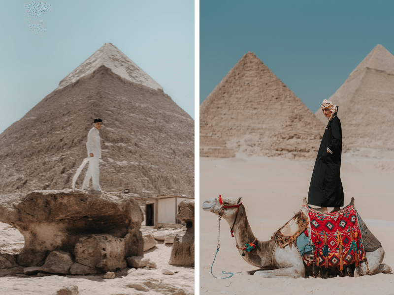 Personal Photographer in Cairo